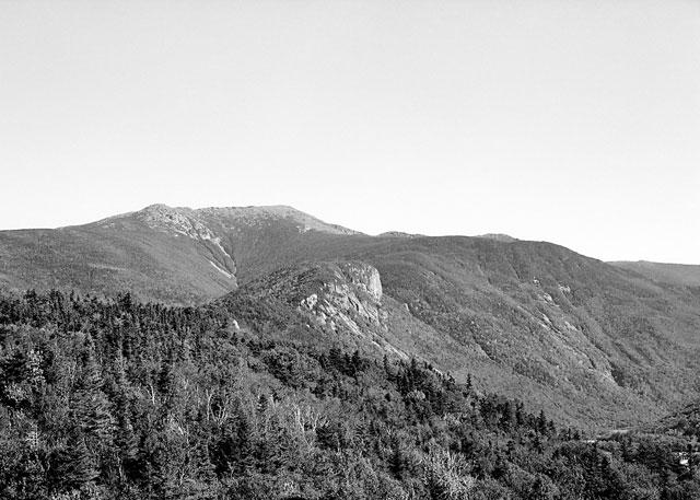 Bald Mountain Franconia Notch